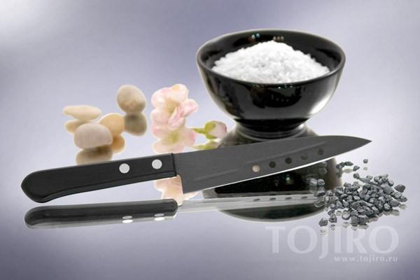 Нож универсальный с тефлоновым покрытием