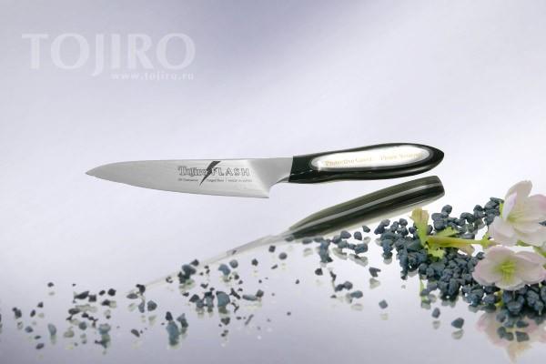 Нож универсальный Tojiro-Flash, 100мм