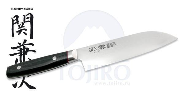 Нож Сантоку, 170 мм