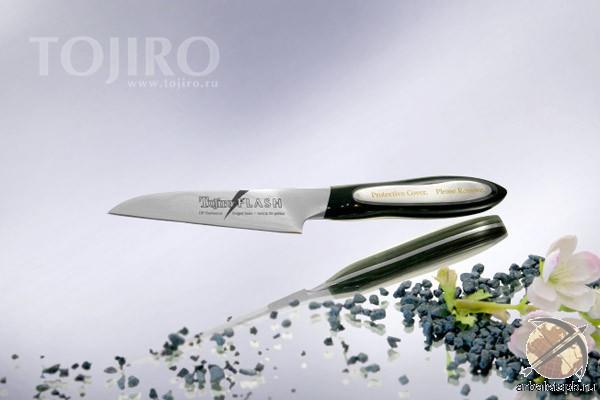 Нож универсальный Tojiro Flash 90 мм